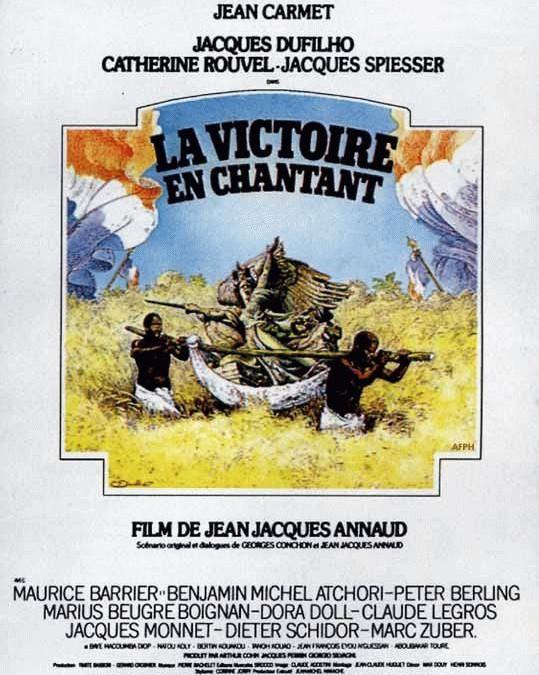 Jean-Jacques Annaud, La victoire en chantant, 1976 CinéRI