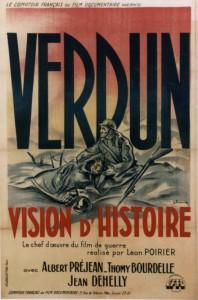Léon Poirier, Verdun, visions d'histoire, 1928 CinéRI