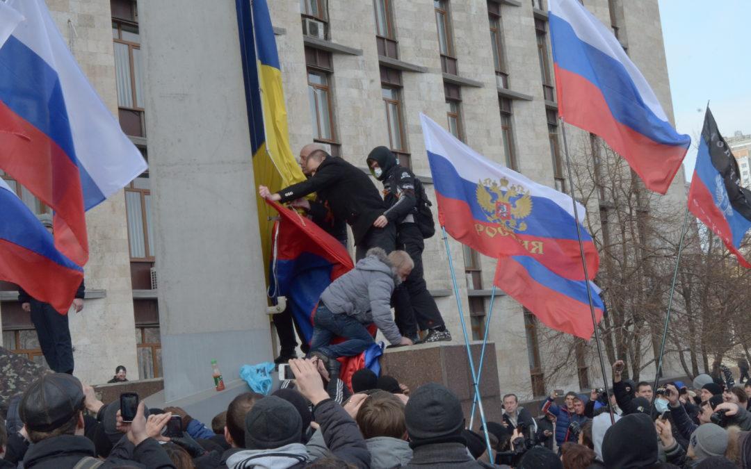 PAC 122 – La radicalización de Rusia en la crisis ucraniana El controvertido peso de las sanciones políticas y económicas