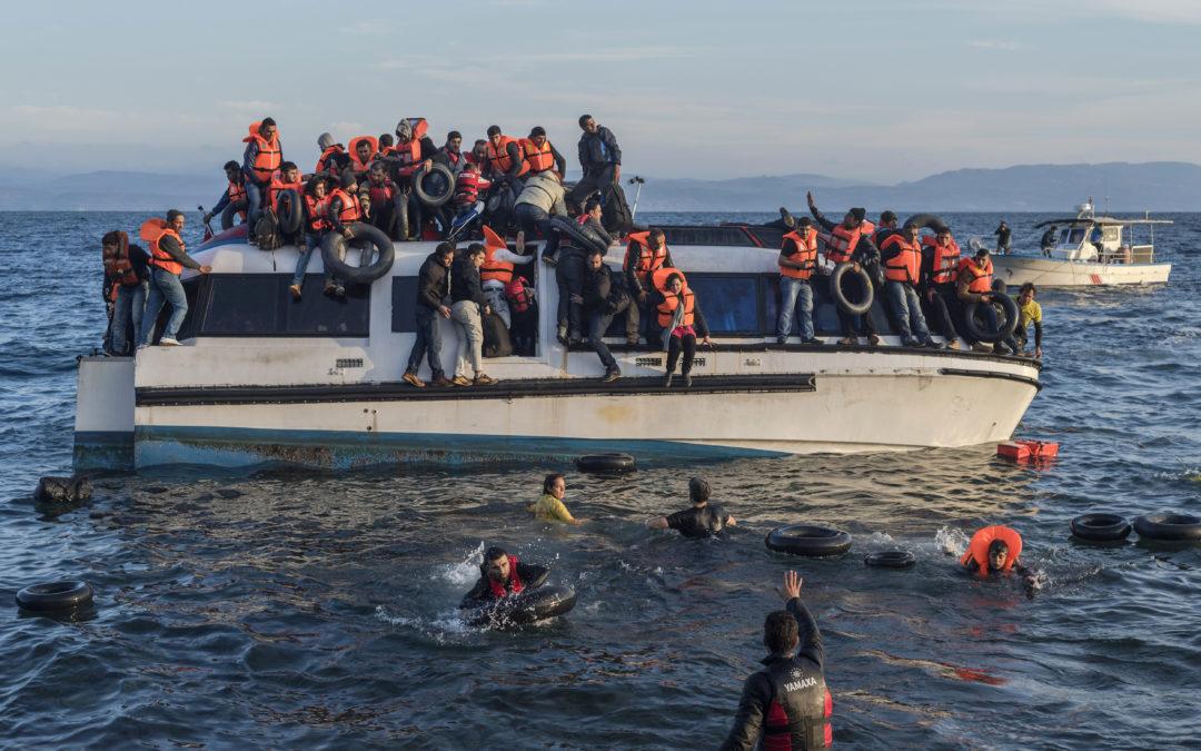 PAC 125 – El Mediterráneo, laboratorio de turbulencias migratorias Los naufragios de los inmigrantes