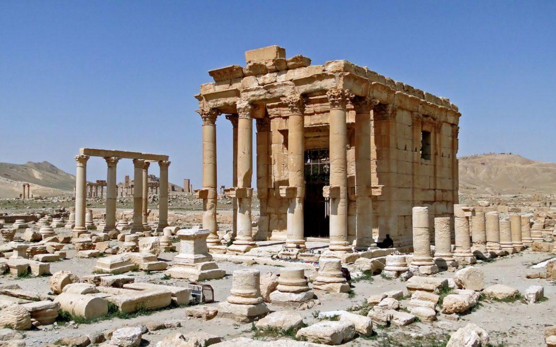 PAC 128 – La globalización de un fanatismo Las destrucciones culturales del Estado islámico