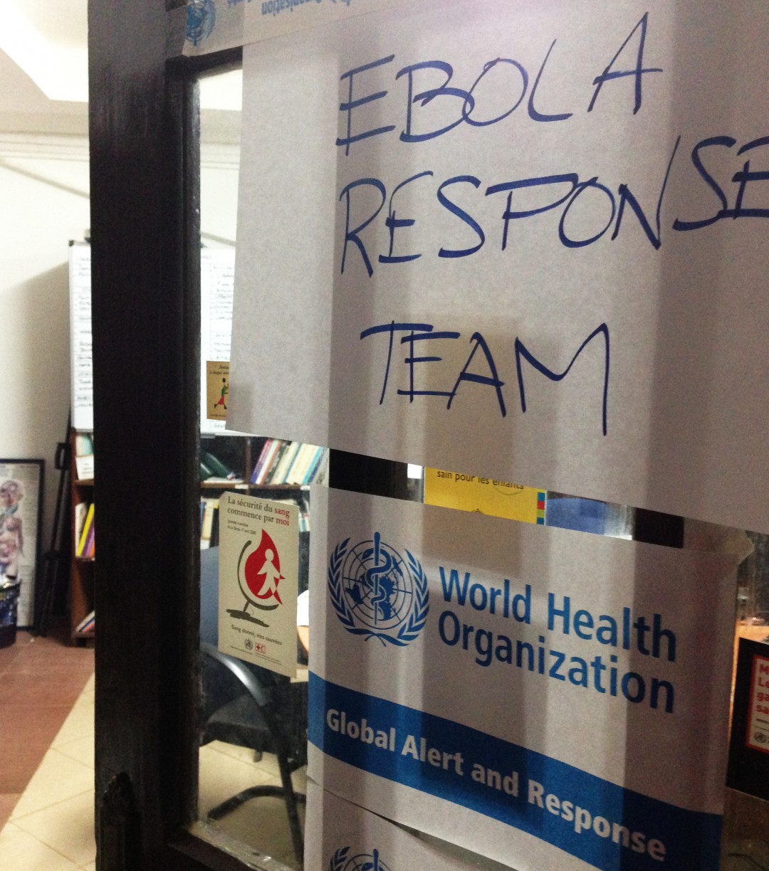 Ebola World Health Organization