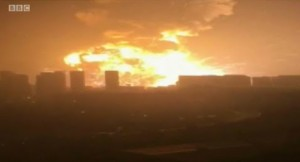 PAC 136 – Un accidente industrial bajo estricto control Las explosiones de Tianjin, del 12 al 15 de agosto de 2015