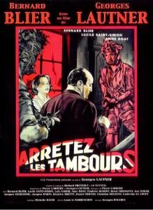Georges Lautner, Arrêtez les tambours, 1960 CinéRI