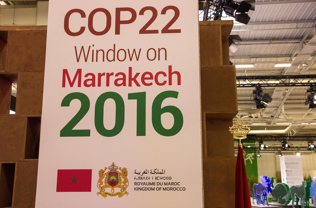 PAC 148 – Sovereign States Face Global Warming The COP22 in Marrakech