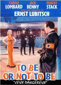 Ernst Lubitsch, To be or not to be, 1942 CinéRI