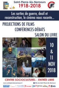 Centenaire de la Grande Guerre Saint-Pierre-lès-Nemours