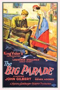 King Vidor, La Grande parade, 1925 CinéRI