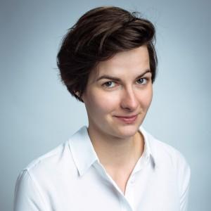 Valérie Le Brenne Responsable éditoriale, Administratrice des réseaux sociaux