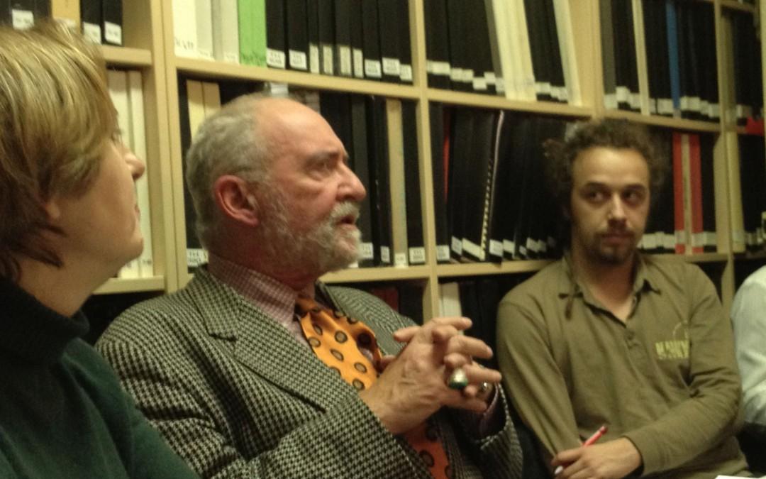 The Global Public Domain and Offside In-Your-Face Publics Séminaire du Professeur Daniel Drache du 14 décembre 2011