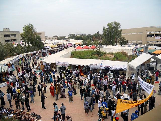 Le 11e Forum Social Mondial de Dakar 6-11 février 2011*