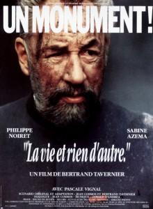 Bertrand Tavernier, La Vie et rien d'autre, 1989 CinéRI
