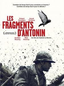 Gabriel Le Bomin, Les Fragments d'Antonin, 2006 CinéRI
