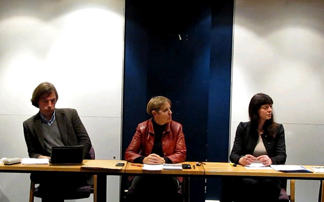 Paix démocratique et Guerres irrégulières Table ronde du 20 novembre 2012