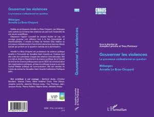 Gouverner les violences – Mélanges Le processus civilisationnel en question