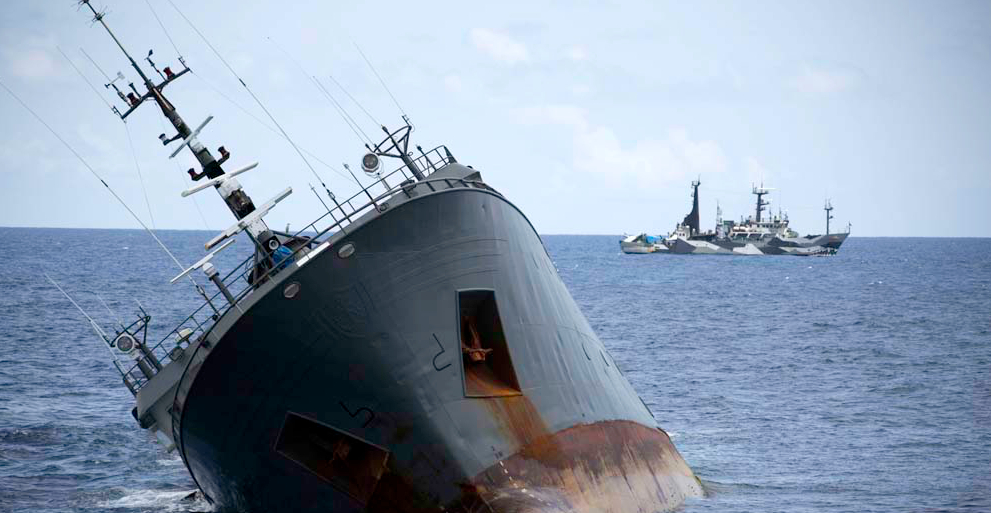 PAC 126 – The High Seas Victim of Transnational Crime The Sinking of the Poacher Thunder in São Tomé and Principe,  April 6, 2015